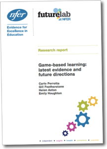 Nfer-gamelearning