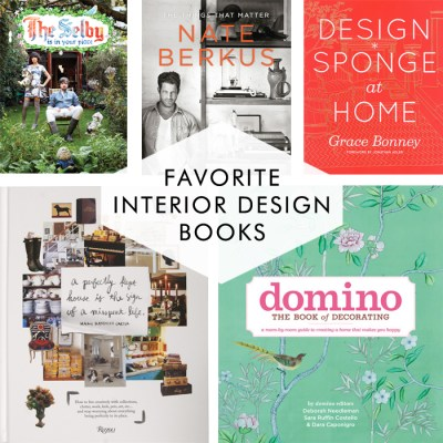 Top Five Interior Design Books for Happy Modern Homes – Blog - Cotton & Flax