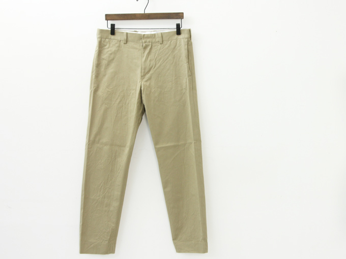 YAECA(ヤエカ) CHINO CLOTH PANTS STANDARD