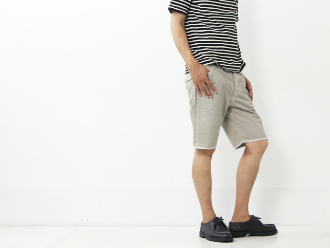 ONES STROKE(ワンズストローク) Overdyed Shorts