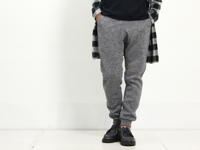 GRAMICCI (グラミチ) FLEECE NARROW RIB PANTS