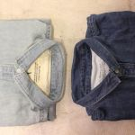 Veritecoeur -BASIC- DENIM SHIRT