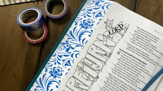 What You Need to Know About Bible Journaling