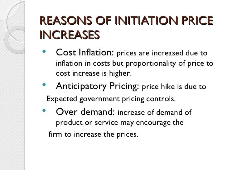 Don\u0027t Be Afraid of Raising Your Prices Here\u0027s Why