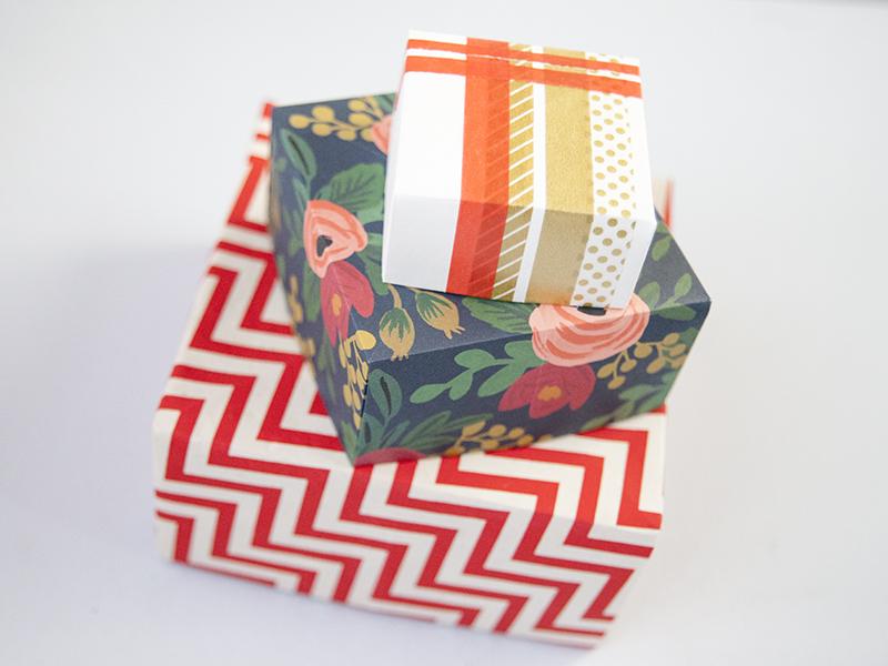 DIY How to Fold a Paper Box - Creativebug Blog