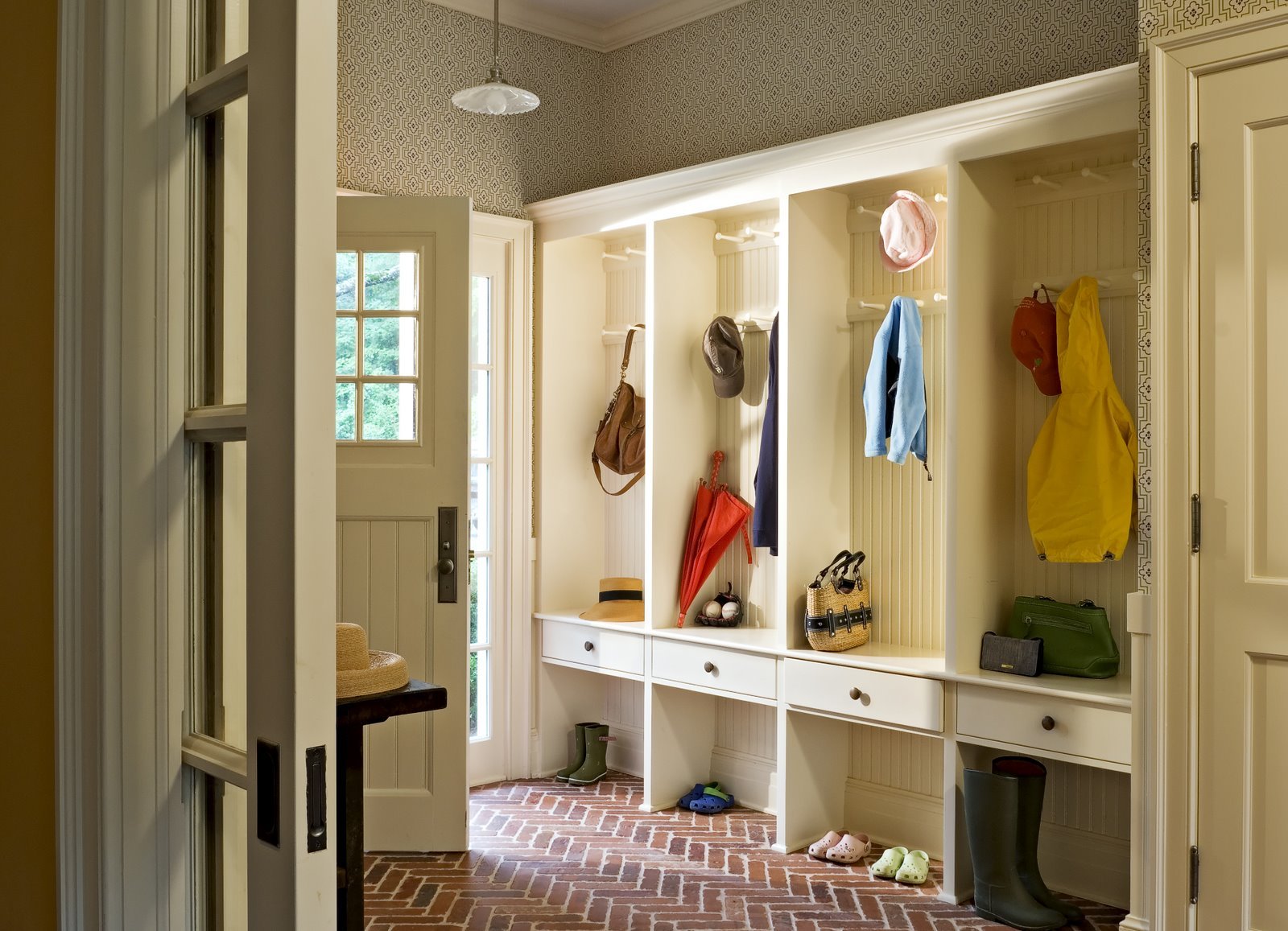 Entrance Room Ideas On The Drawing Board Mud Room