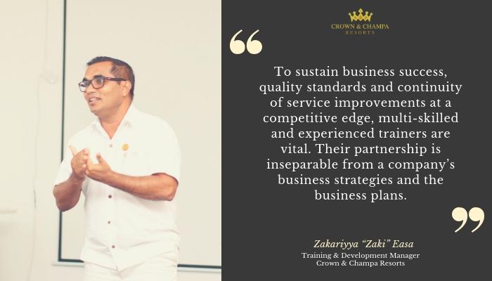 Secrets to Successful Training  Development in the Maldives