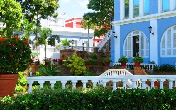 Palacio de Santa Catalina, Puerto Rico