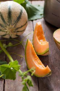 Extracteur de jus Kuvings Sorbet Melon Porto