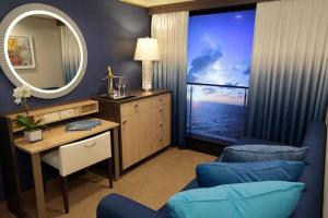 Virtual Balcony Cabin Royal Caribbean