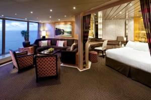 Holland America MS Rotterdam Pinnacle Suite