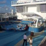 Pool on Norwegian Escape