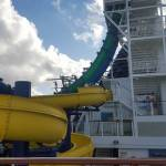 Norwegian Escape Slides