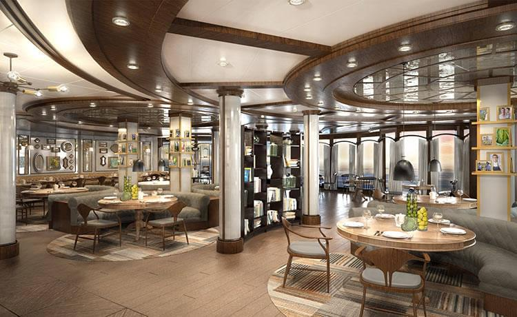 Princess cruise line Share restaurant