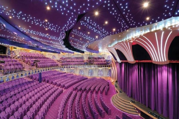 MSC Poesia Theatre