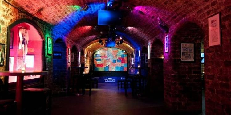 The Norwegian Epic Cavern Club