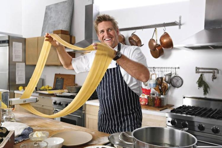 Chef Curtis Stone on Princess cruise line