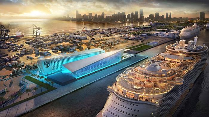 Royal Caribbean Miami cruise port