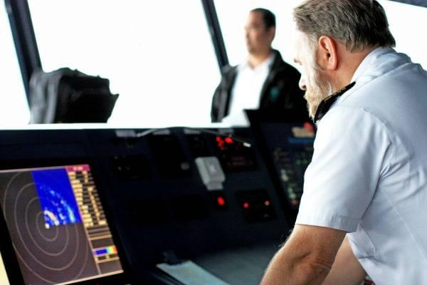 Crystal Cruises Captain Birger