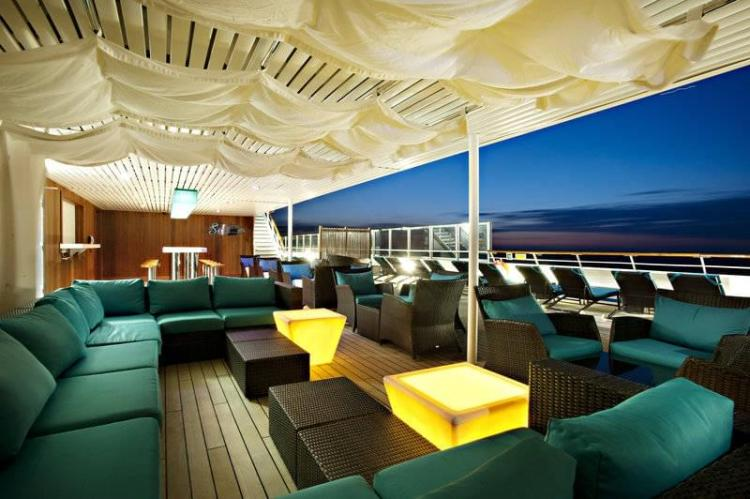 Adult Only Serenity Area Carnival Cruise Line