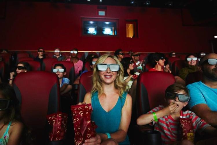 IMAX Theatre on the Carnival Horizon