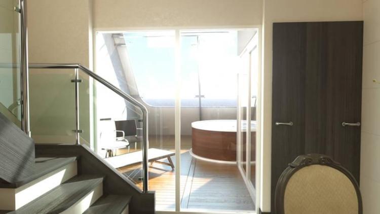 MSC Meraviglia Duplex Suite