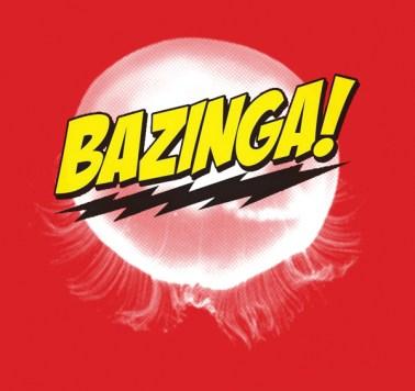 Bazinga graphic