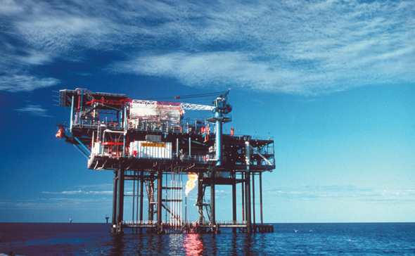 Buried treasure: finding safer ways to tap into oil and gas from our oceans