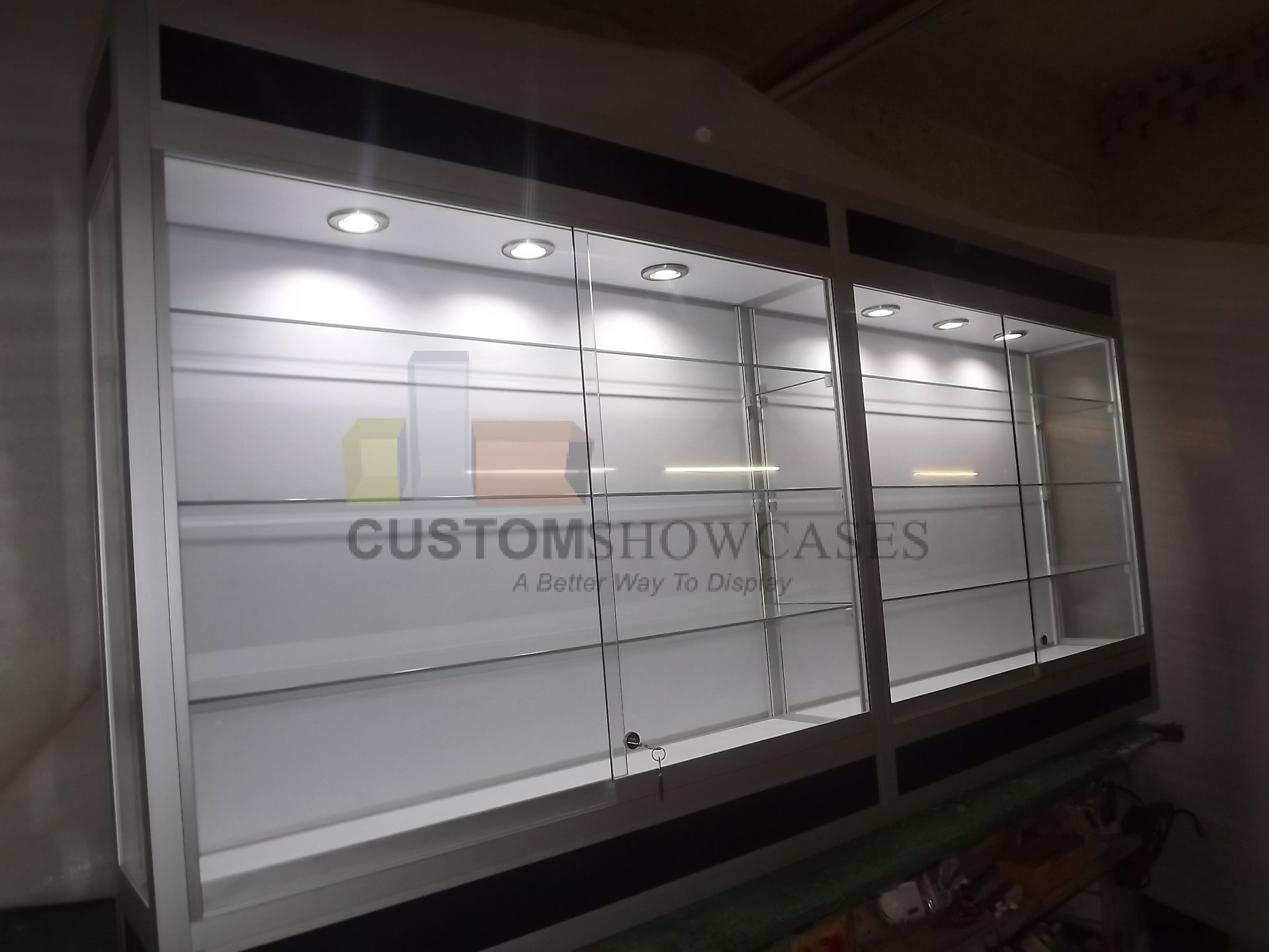 Wall Mounted Display Case Wall Mounted Display Cases Archives Custom Display Projects Blog