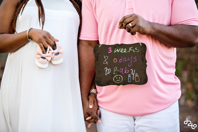 Flora and Victor Pregnancy shoot in Boston by Dele Oyedepo of d2tography