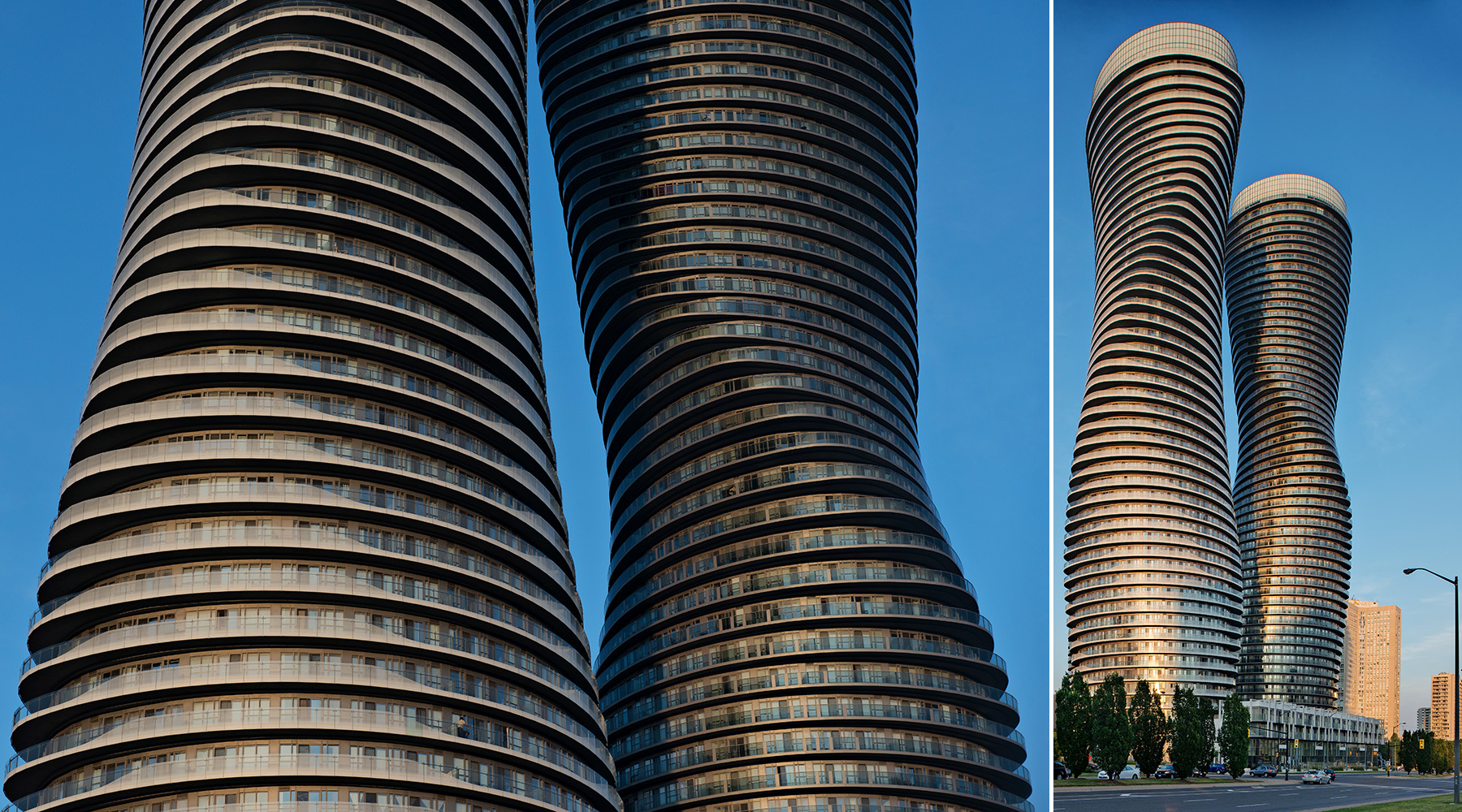 Architects Toronto Exploring Toronto Architecture The Absolute Towers Aka The