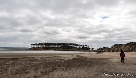 Waionui Inlet South Head Kaipara Harbour