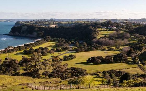 Shakespear Regional Park Auckland