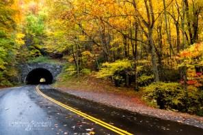 Tanbark Ridge Tunnel