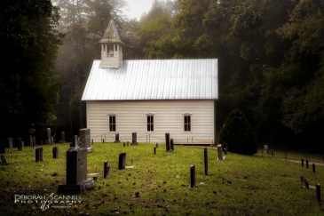 Chapel in the Mist