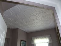 Decorative Ceiling Tiles - Before and After Photos ...