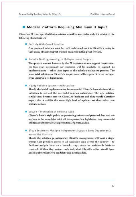 Proposal Design \u2013 Step-By-Step - business proposals