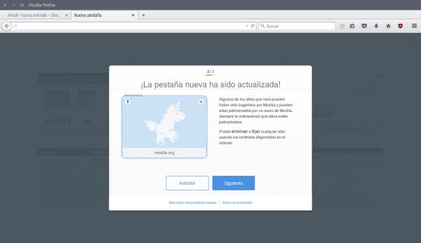 Asistente Firefox