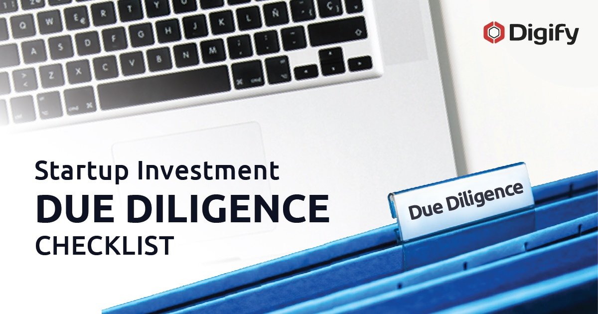 Organizing Your VDR For Investment Due Diligence Free Checklist