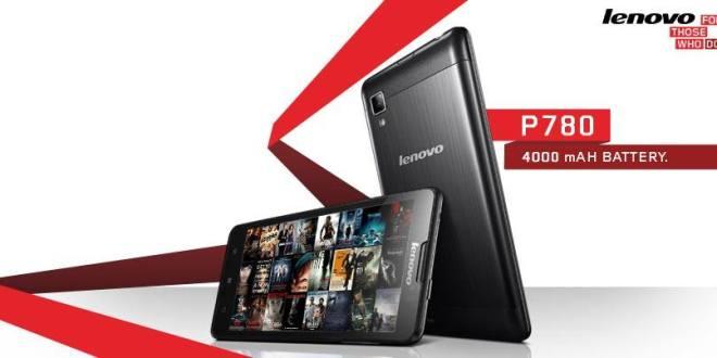 Lenovo P780 Smartphone Tangguh dengan Daya Tahan Baterai Lebih Lama_1