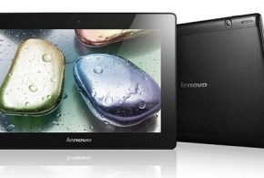 Tablet Jelly Bean 10 inci Quad Core, Lenovo IdeaTab S6000