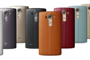 Spesifikasi Dan Fitur Smartphone LG G4