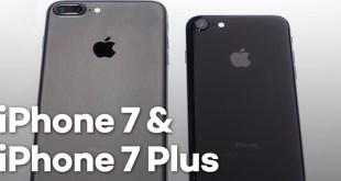 Spesifikasi dan Harga Resmi iPhone 7 dan iPhone 7 Plus Indonesia
