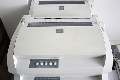 Printer Dot matrix FUJITSU DL3750+  Berkualitas
