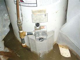 How To Stop A Leaking Water Heater Before Damage Is Done
