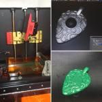 こんな時は 3Dプリンターで3Dプリントして大きさ確認していただきましょう!