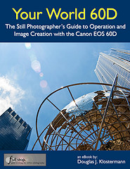 """Canon 60D EOS book manual guide instruction """"for dummies"""" """"how to"""" """"Your World"""""""