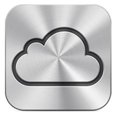 i cloud icon