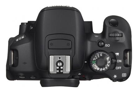 Canon Rebel T4i EOS 650D mode dial