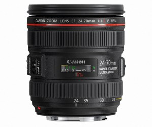 Canon 24-70mm lens ef is image stabilization f4 f/4